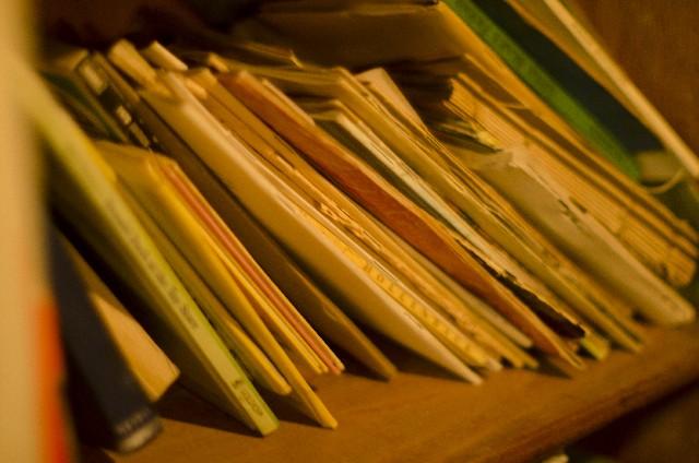 雑誌の状態を保つための保管方法