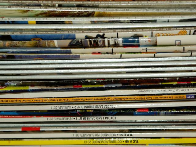 福岡市西区で古本買取が可能な「マルワ書店」は古い雑誌を中心に高価・高額の買取を行います